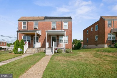 3504 Clarenell Road, Baltimore, MD 21229 - #: MDBA2008870