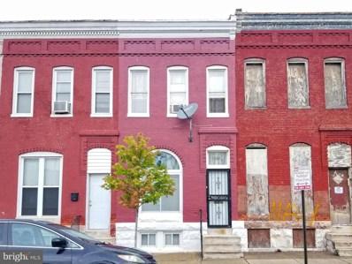 2404 E Lafayette Avenue, Baltimore, MD 21213 - #: MDBA2009012