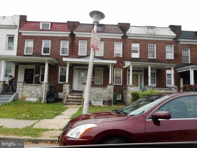 4023 Norfolk Avenue, Baltimore, MD 21216 - #: MDBA2009058