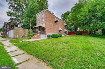 1810 Wilmington Avenue E, Baltimore, MD 21230 - #: MDBA2009158