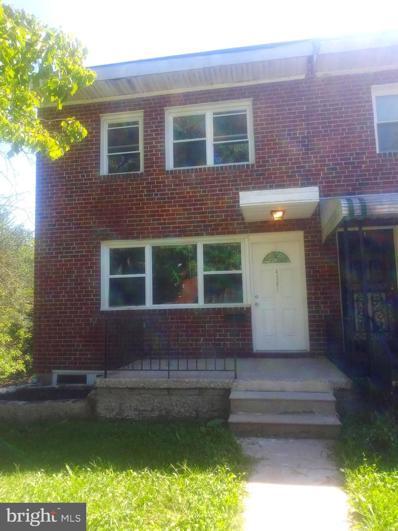 4201 Bonner Road, Baltimore, MD 21216 - #: MDBA2009234