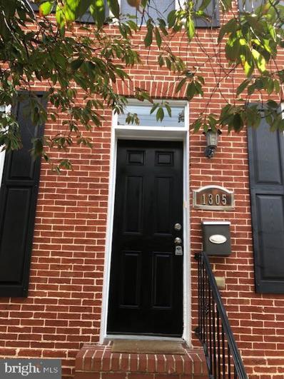 1305 Bayard Street, Baltimore, MD 21230 - #: MDBA2009294