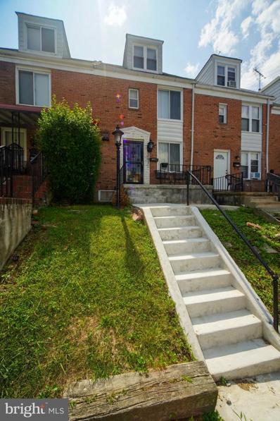 3317 Lake Avenue, Baltimore, MD 21213 - #: MDBA2009332