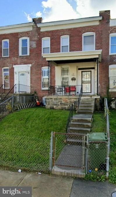 717 McCabe Avenue, Baltimore, MD 21212 - #: MDBA2009504