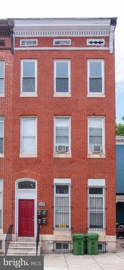 1222 N Caroline Street, Baltimore, MD 21213 - #: MDBA2009582