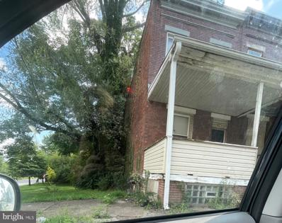 2715 W Lafayette Avenue, Baltimore, MD 21216 - #: MDBA2009668