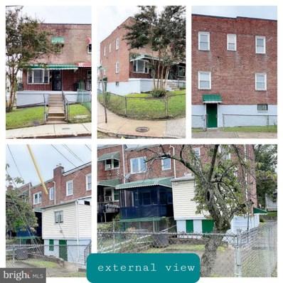 639 Willow Avenue, Baltimore, MD 21212 - #: MDBA2009686