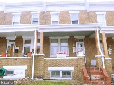2811 Pelham Avenue, Baltimore, MD 21213 - #: MDBA2009704