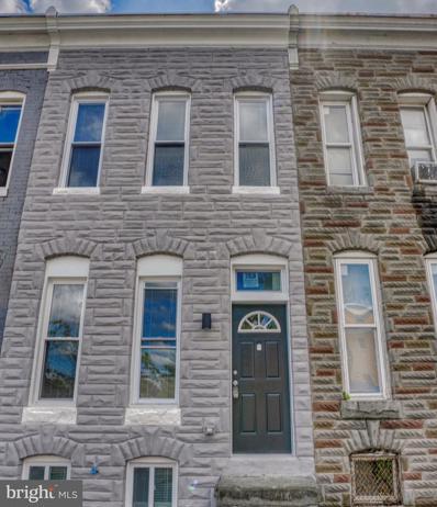 2411 E Biddle Street, Baltimore, MD 21213 - #: MDBA2009714