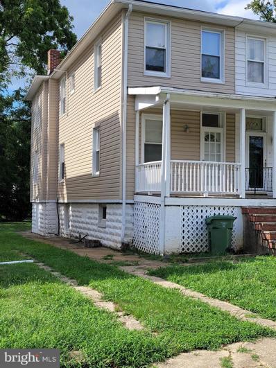 3714 Milford Avenue, Baltimore, MD 21207 - #: MDBA2009736