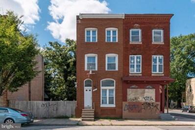 2620 Greenmount Avenue, Baltimore, MD 21218 - #: MDBA2009762