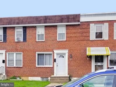 3205 Westmont Avenue, Baltimore, MD 21216 - #: MDBA2009784
