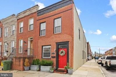 51 E Randall Street, Baltimore, MD 21230 - #: MDBA2009844