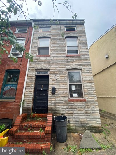 114 S Arlington Avenue, Baltimore, MD 21223 - #: MDBA2009946