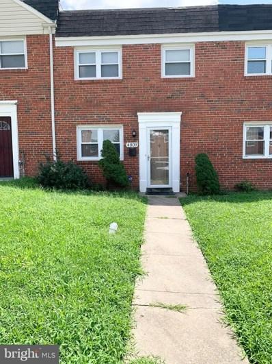 4809 Claybury Avenue, Baltimore, MD 21206 - #: MDBA2009948