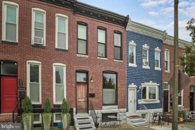 1831 Covington Street, Baltimore, MD 21230 - #: MDBA2009950