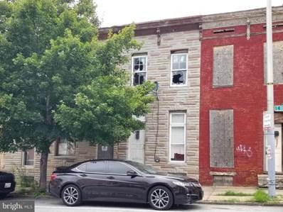 1018 E Biddle Street, Baltimore, MD 21202 - #: MDBA2009964