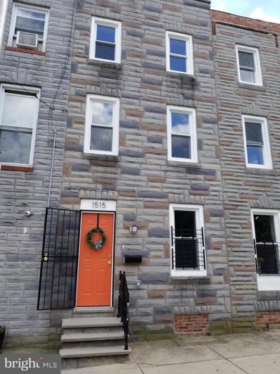 1515 McHenry Street, Baltimore, MD 21223 - #: MDBA2009982