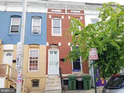 1950 W Pratt Street, Baltimore, MD 21223 - #: MDBA2009996