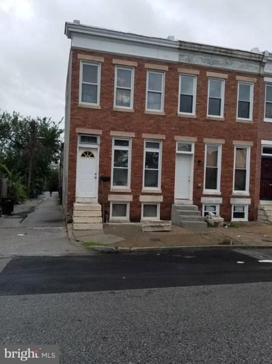 2019 N Monroe Street, Baltimore, MD 21217 - #: MDBA2010010