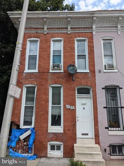 1927 Division Street, Baltimore, MD 21217 - #: MDBA2010014