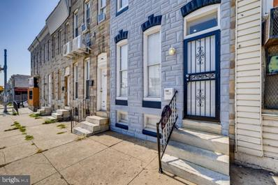 2688 Wilkens Avenue, Baltimore, MD 21223 - #: MDBA2010056