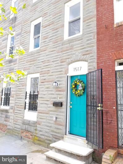 1517 McHenry Street, Baltimore, MD 21223 - #: MDBA2010106