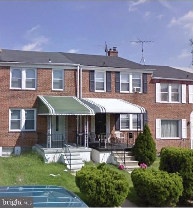 3614 Ravenwood Avenue, Baltimore, MD 21213 - #: MDBA2010152