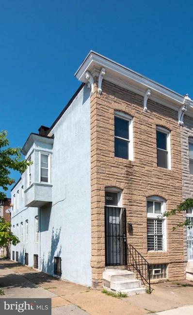 2400 Ashland Avenue, Baltimore, MD 21205 - #: MDBA2010272
