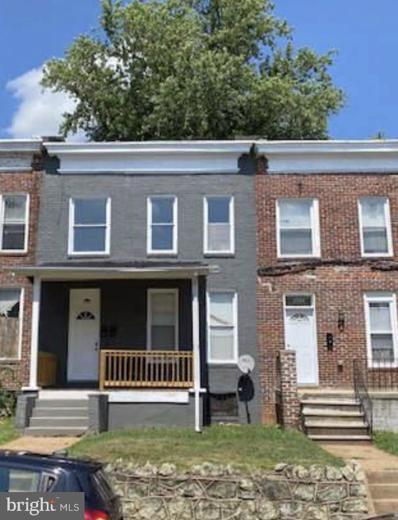5215 Linden Heights Avenue, Baltimore, MD 21215 - #: MDBA2010332