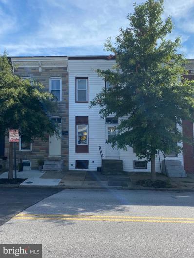 933 E Chase Street, Baltimore, MD 21202 - #: MDBA2010404
