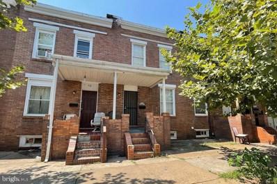 414 N Bouldin Street, Baltimore, MD 21224 - #: MDBA2010450