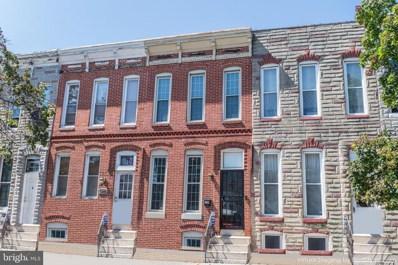 1258 James Street, Baltimore, MD 21223 - #: MDBA2010474