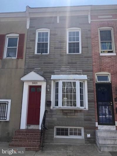 3821 Mount Pleasant Avenue, Baltimore, MD 21224 - #: MDBA2010512