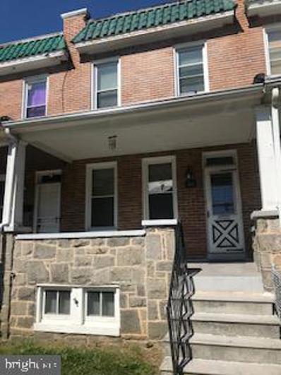 38 N Ellamont Street, Baltimore, MD 21229 - #: MDBA2010514