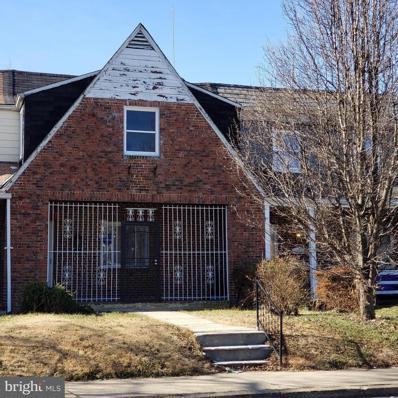 4116 Garrison Boulevard, Baltimore, MD 21215 - #: MDBA2010536