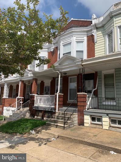 2426 Edmondson Avenue, Baltimore, MD 21223 - #: MDBA2010576