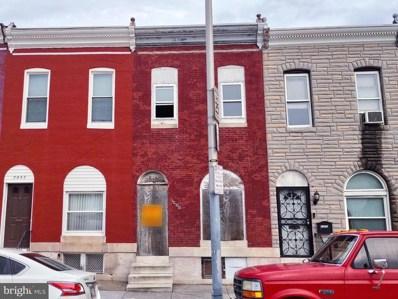 1409 N Patterson Park Avenue, Baltimore, MD 21213 - #: MDBA2010638