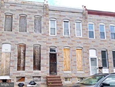 1910 E Lanvale Street, Baltimore, MD 21213 - #: MDBA2010670