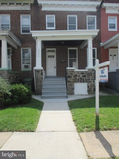 3023 W Garrison Avenue, Baltimore, MD 21215 - #: MDBA2010680