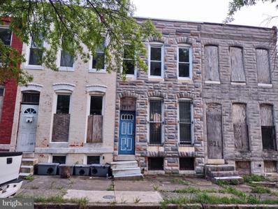 1819 Lauretta Avenue, Baltimore, MD 21223 - #: MDBA2010700