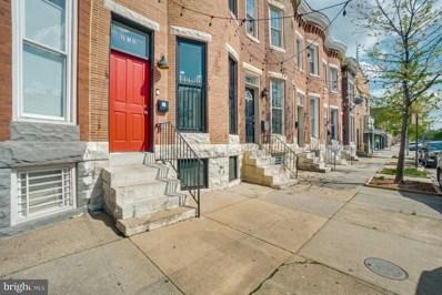 213 N Luzerne Avenue, Baltimore, MD 21224 - #: MDBA2010726