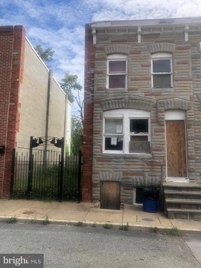 1127 Ward Street, Baltimore, MD 21230 - #: MDBA2010728