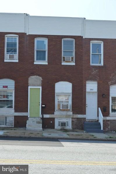 2903 Orleans Street, Baltimore, MD 21224 - #: MDBA2010758