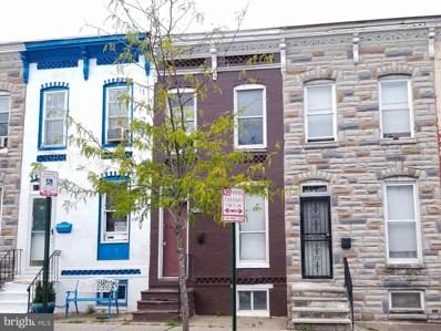 1712 N Calhoun Street, Baltimore, MD 21217 - #: MDBA2010798