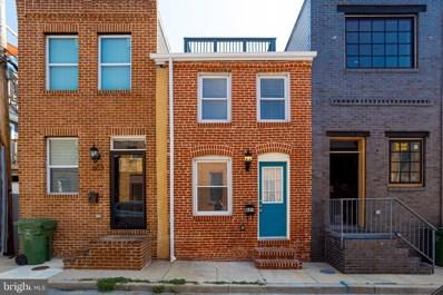605 S Port Street, Baltimore, MD 21224 - #: MDBA2010834