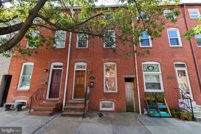 1927 Gough Street, Baltimore, MD 21231 - #: MDBA2010838