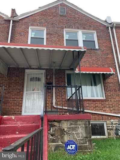 45 N Kossuth Street, Baltimore, MD 21229 - #: MDBA2010872