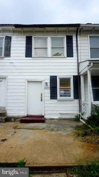 2634 Dulany Street, Baltimore, MD 21223 - #: MDBA2010902