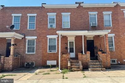 506 N Bouldin Street, Baltimore, MD 21205 - #: MDBA2010908